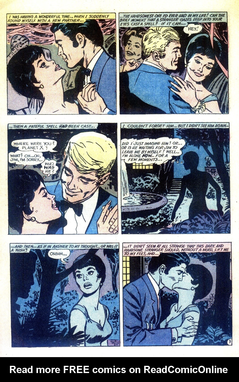 Read online Secret Hearts comic -  Issue #148 - 17