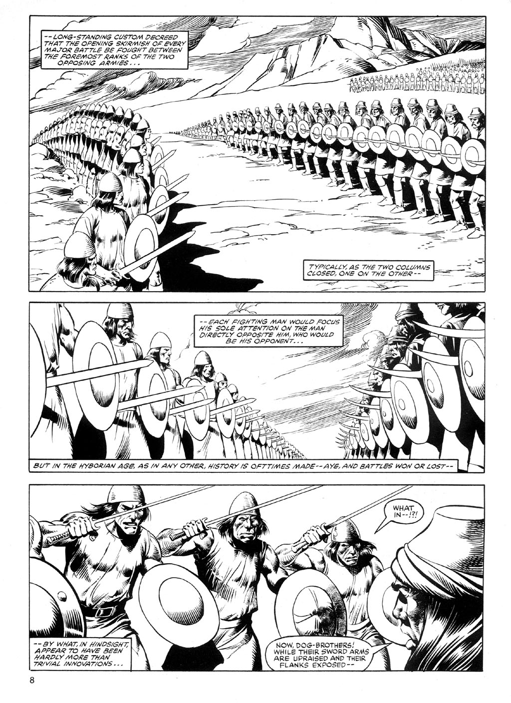 The Savage Sword Of Conan Issue #91 #92 - English 7