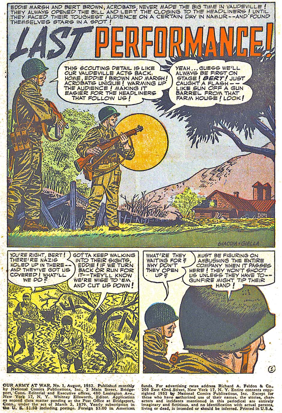 Our Army at War (1952) #1 #301 - English 3