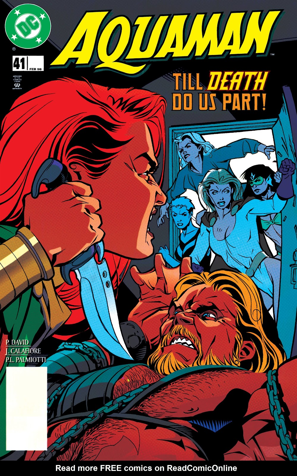 Aquaman (1994) Issue #41 #47 - English 1