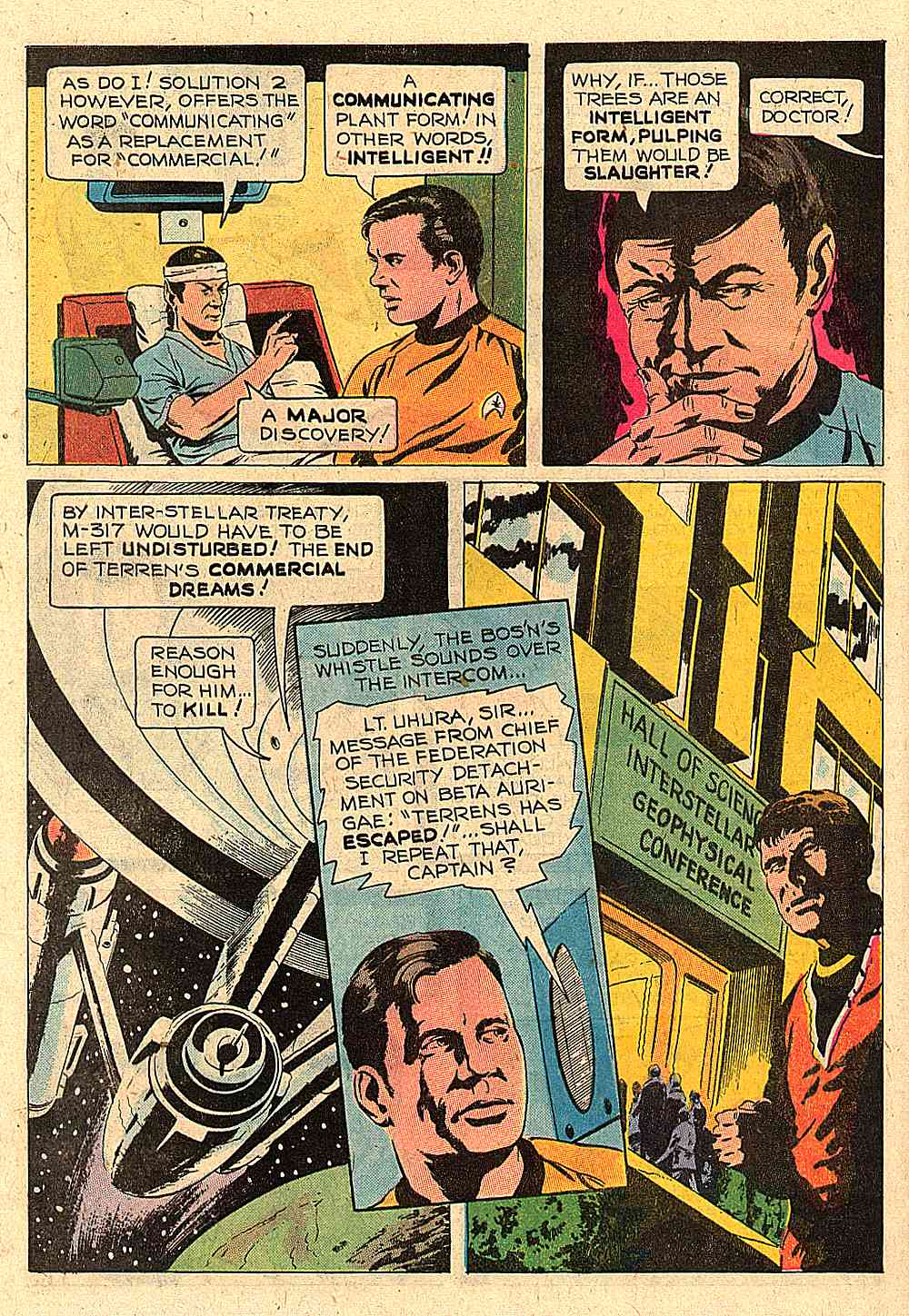 Star Trek (1967) #48 #48 - English 23