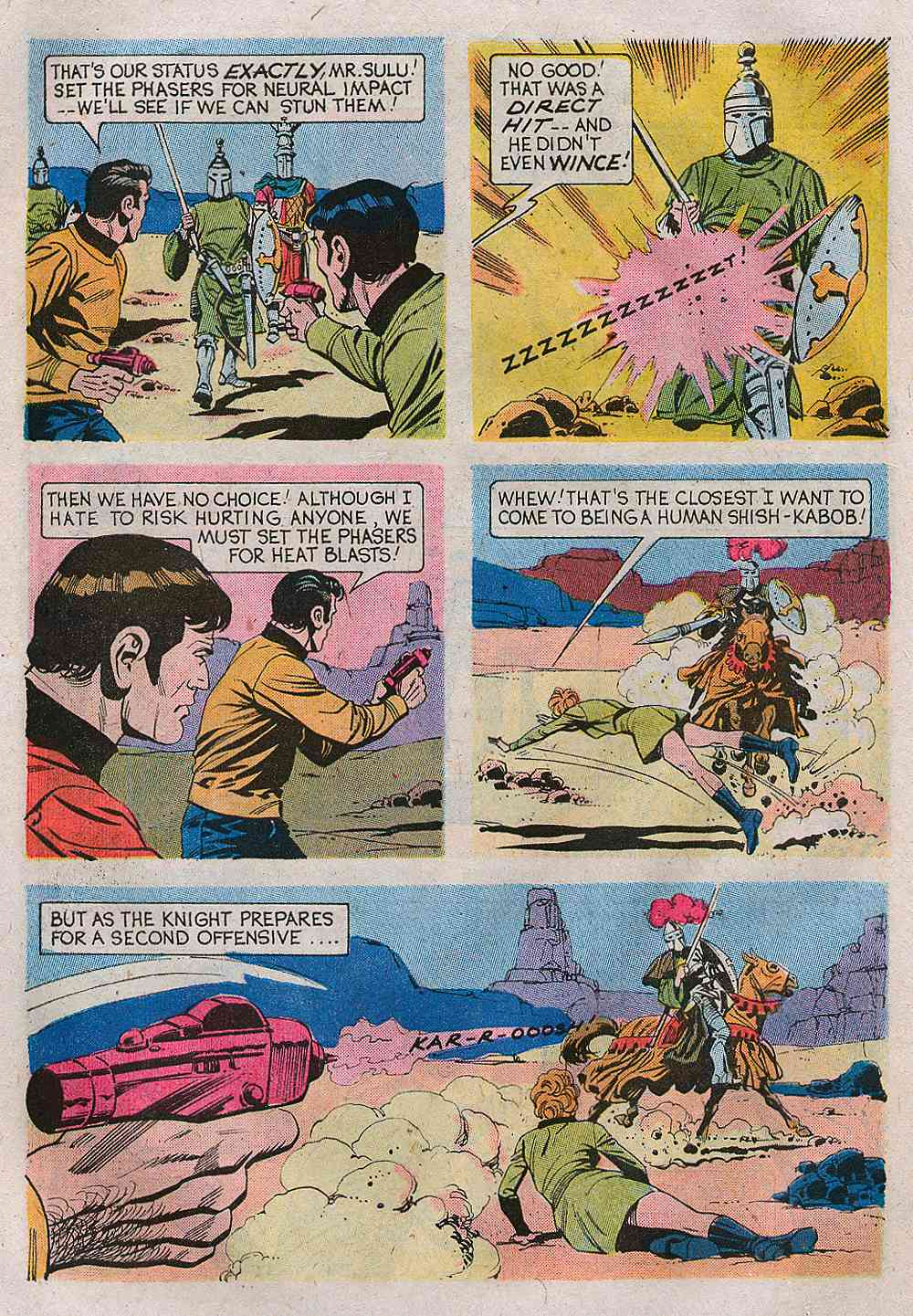 Star Trek (1967) Issue #23 #23 - English 5