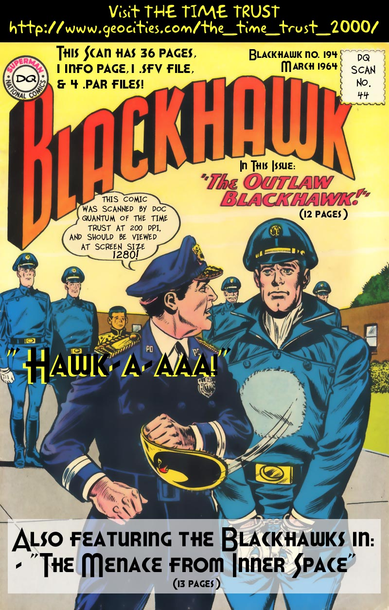 Blackhawk (1957) 194 Page 1