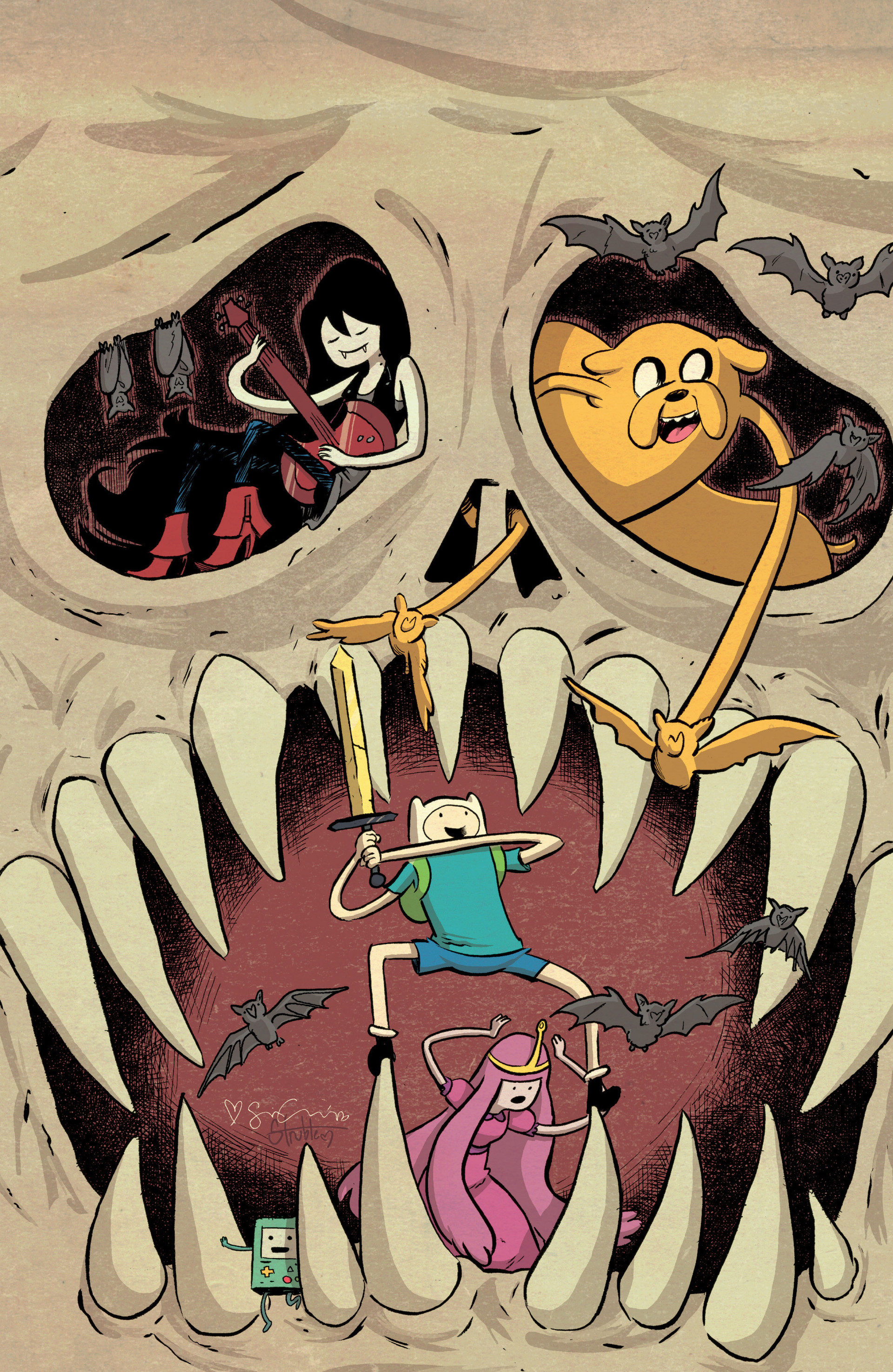 Read online Adventure Time 2013 Summer Special comic -  Issue #Adventure Time 2013 Summer Special Full - 4