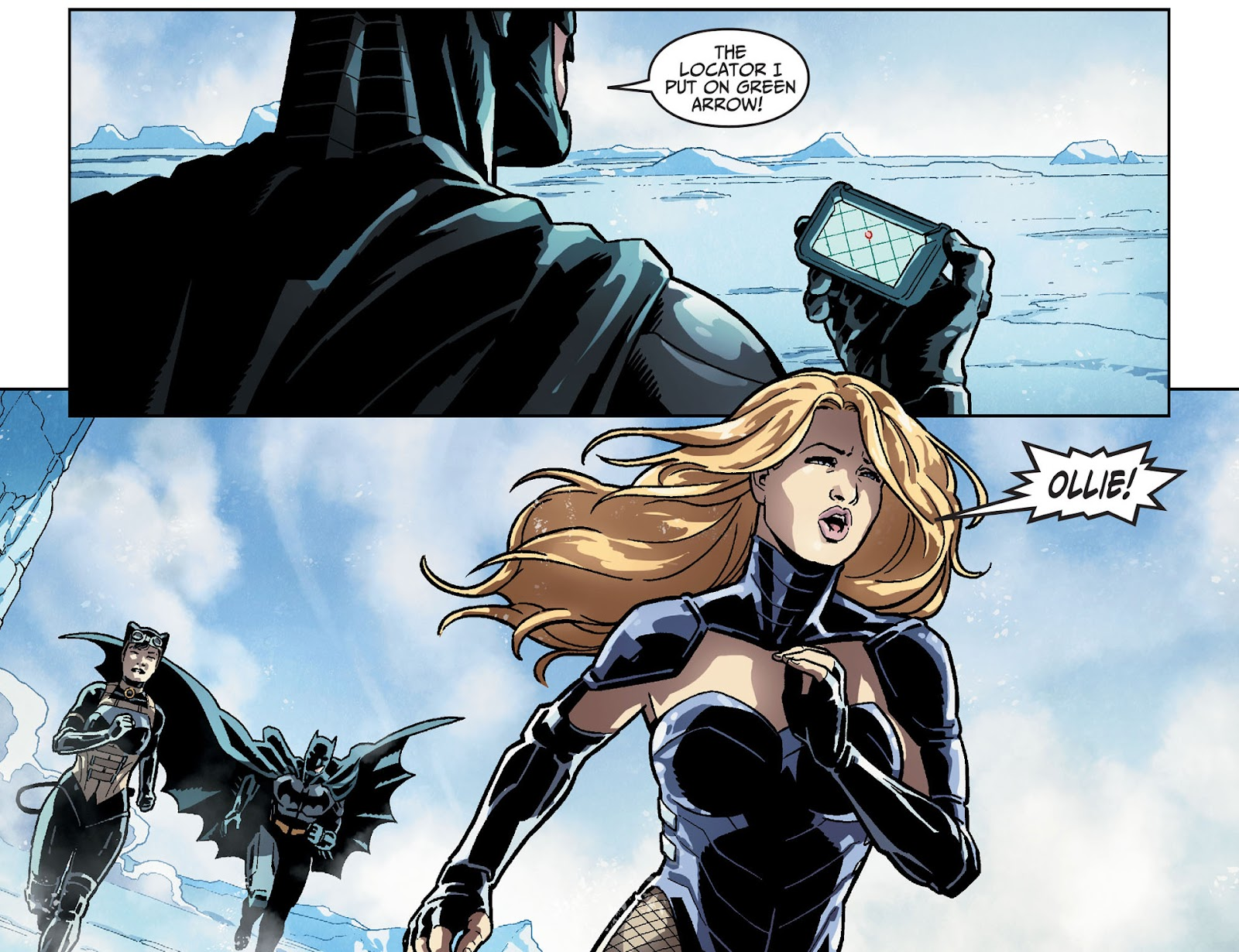 Injustice: Gods Among Us [I] Issue #33 #34 - English 18