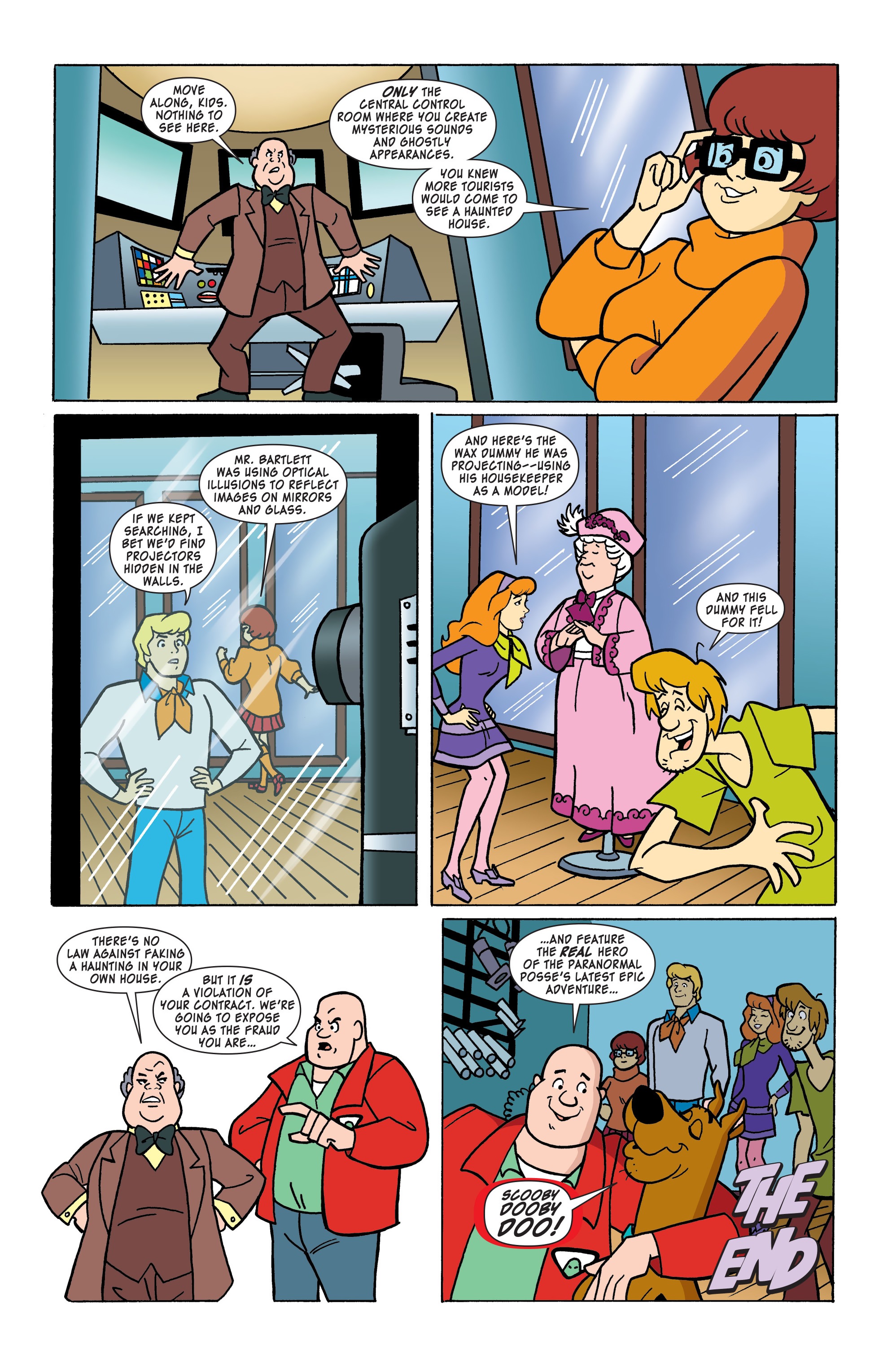 Read online Scooby-Doo: Where Are You? comic -  Issue #53 - 11