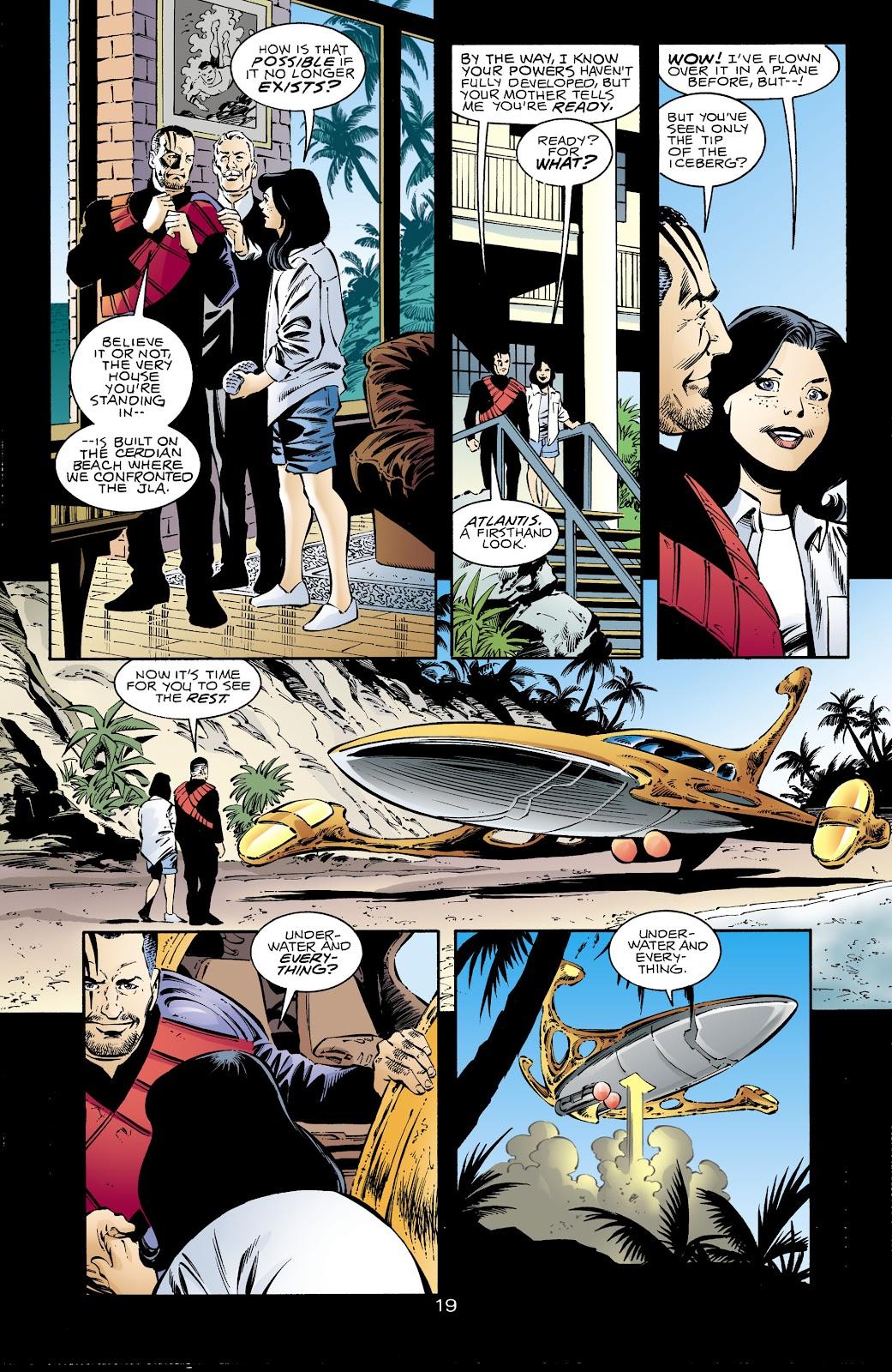 Aquaman (1994) Issue #68 #74 - English 20