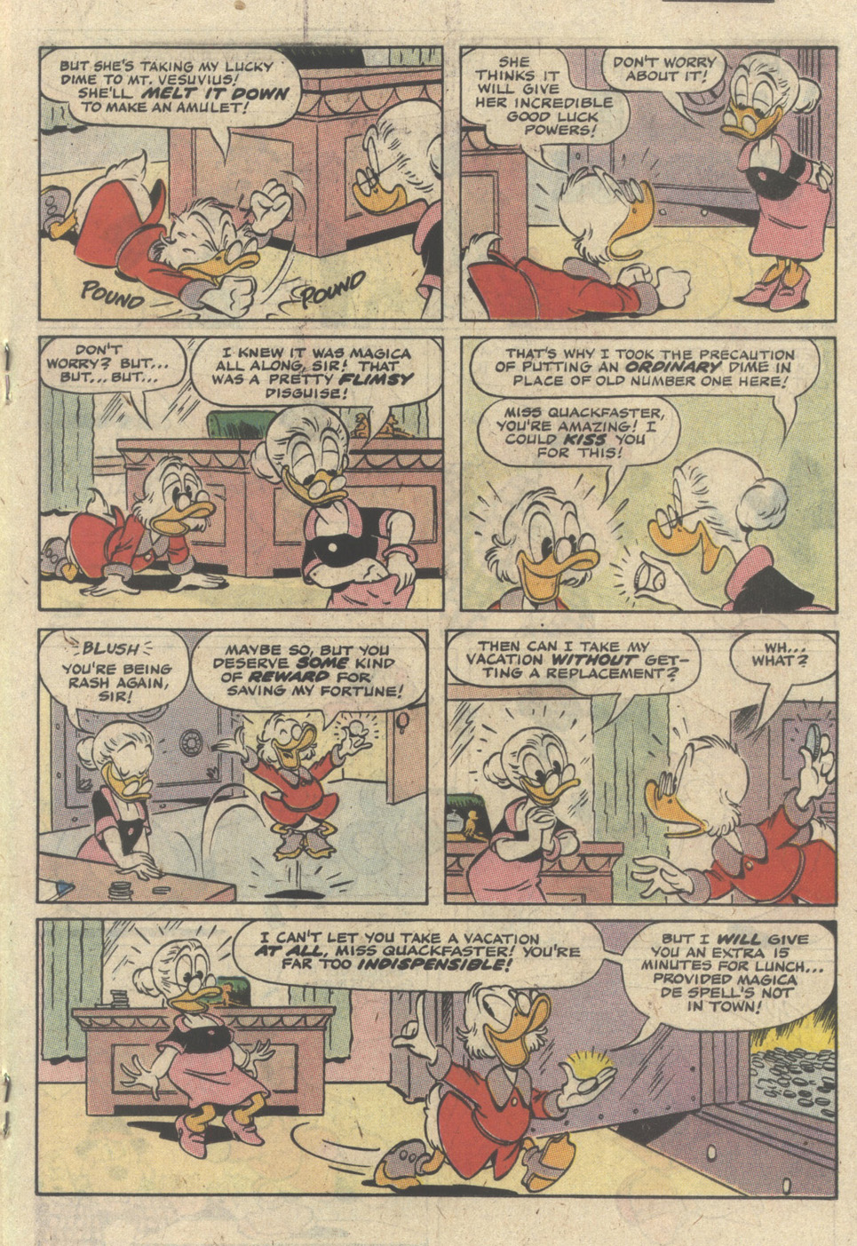 Uncle Scrooge (1953) Issue #235 #235 - English 19