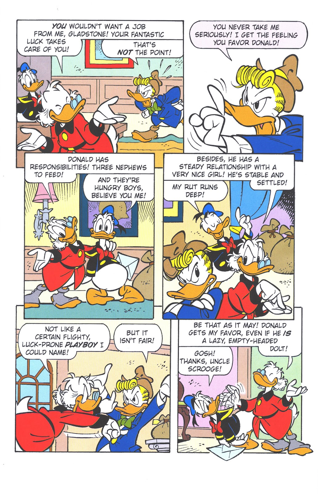 Uncle Scrooge (1953) Issue #374 #374 - English 4