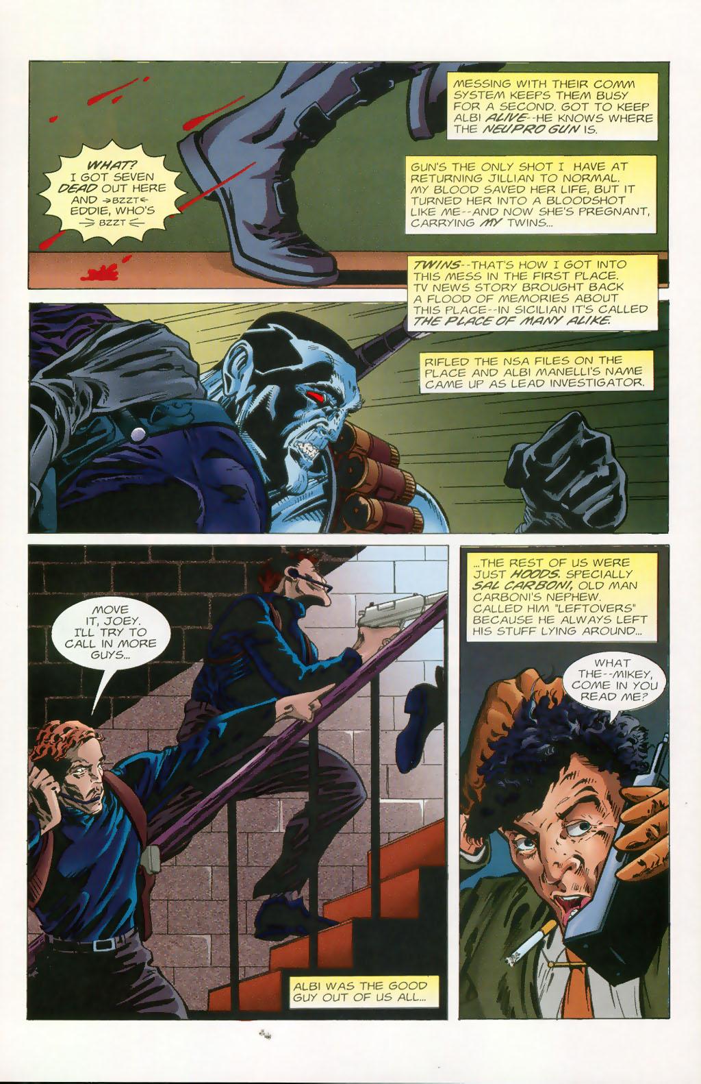 Read online Bloodshot (1993) comic -  Issue #49 - 4