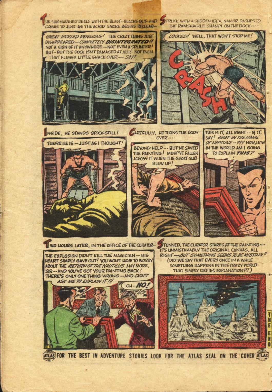 Sub-Mariner Comics #41 #41 - English 20