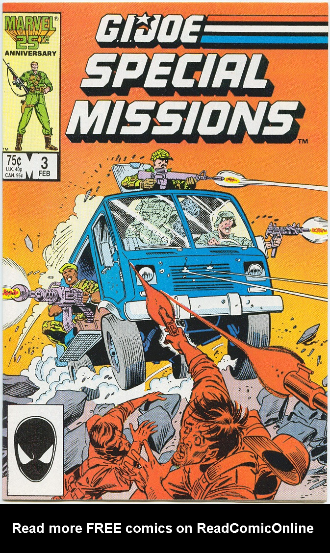 G.I. Joe Special Missions 3 Page 1