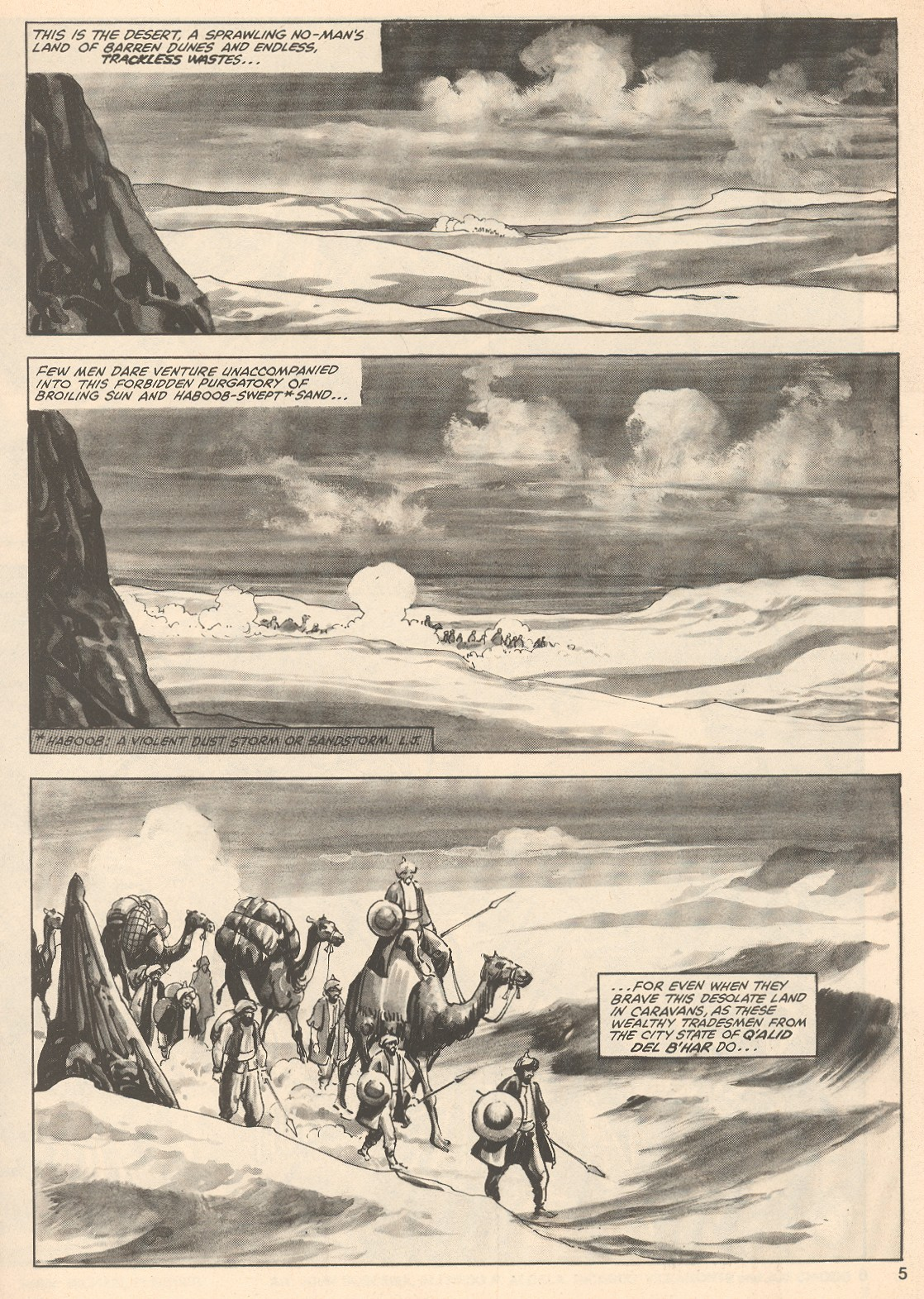 The Savage Sword Of Conan Issue #76 #77 - English 5