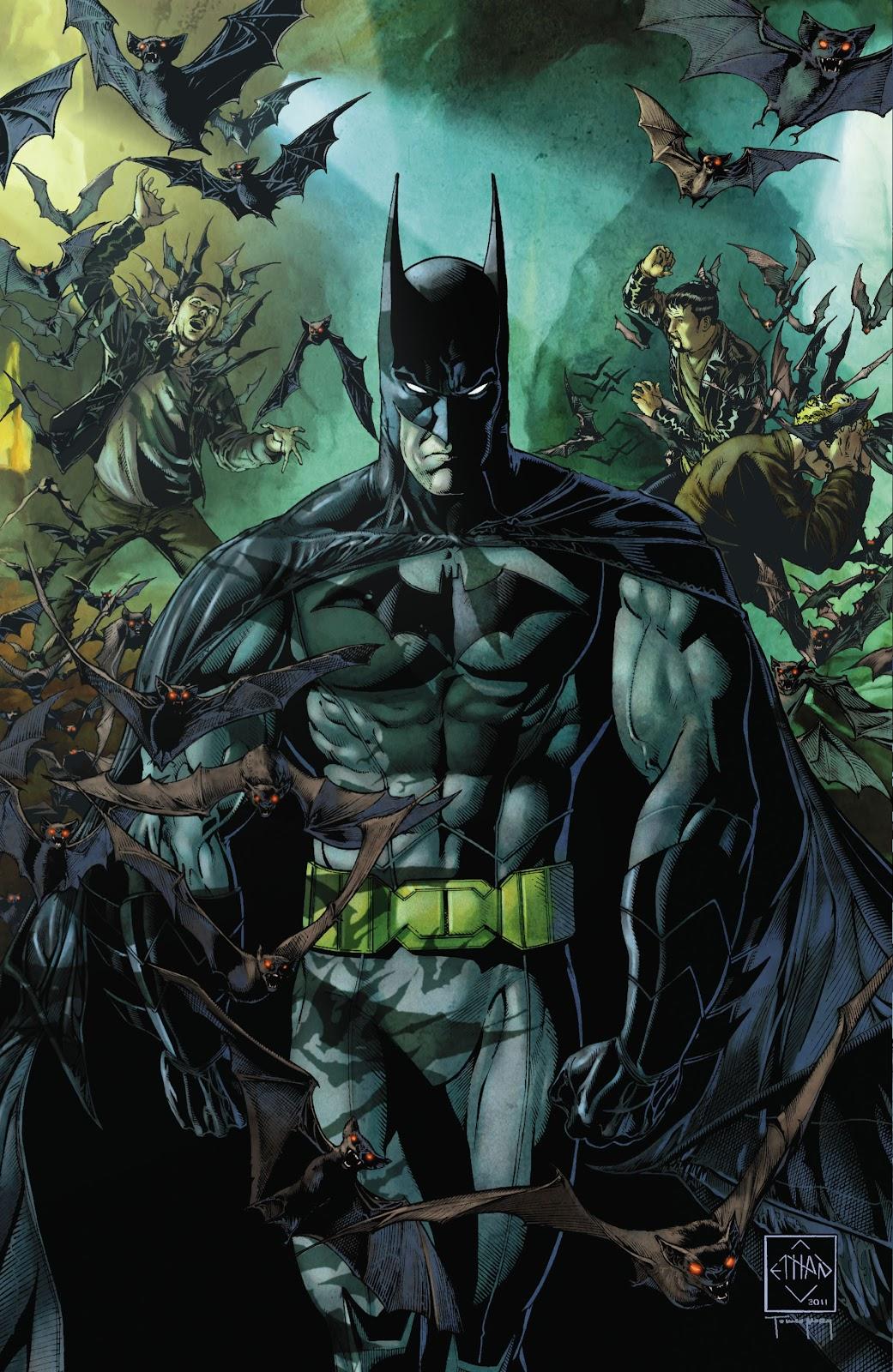 Batman (2011) _TPB 1 #1 - English 160