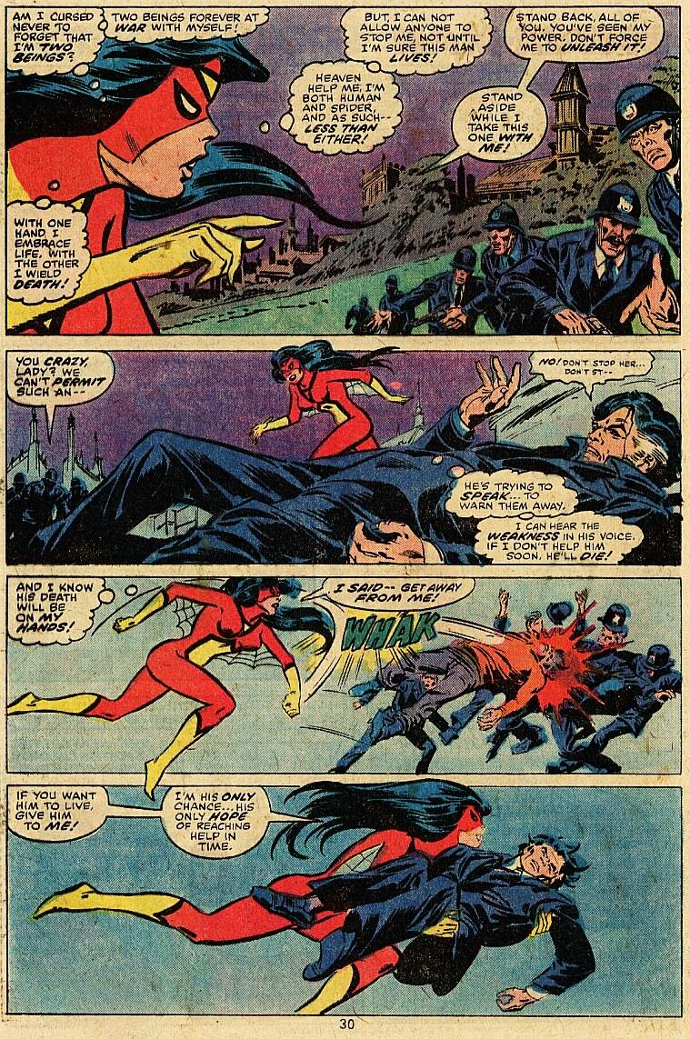 Spider-Woman (1978) #1 #50 - English 17
