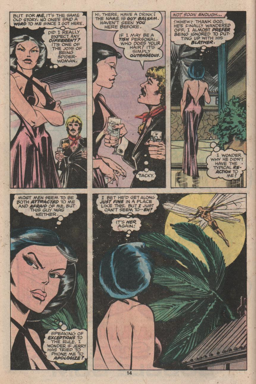 Spider-Woman (1978) Issue #10 #10 - English 9