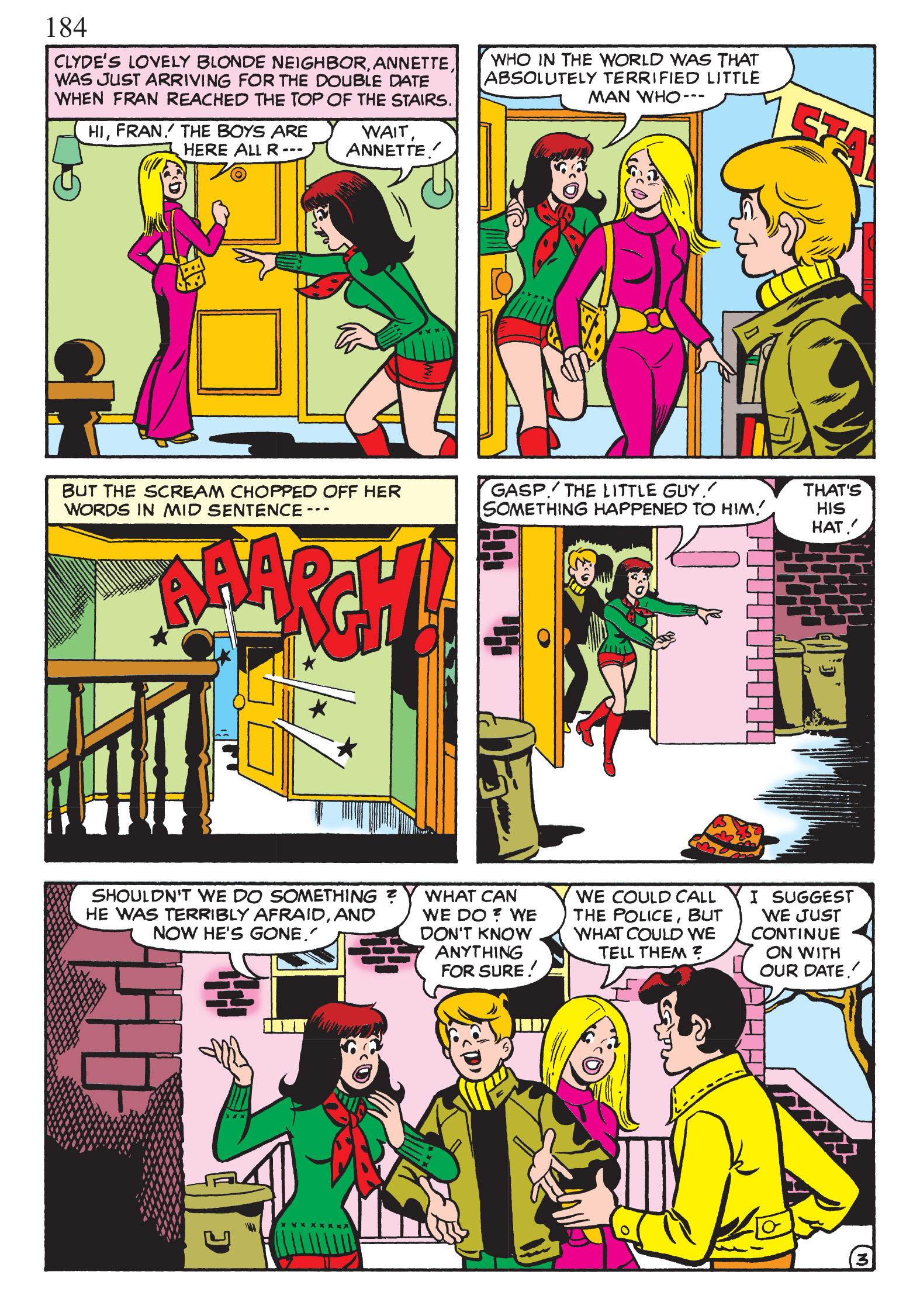 Read online The Best of Archie Comics comic -  Issue # TPB 2 (Part 1) - 186