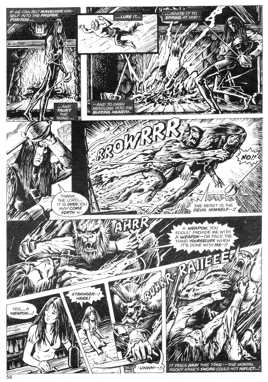 The Savage Sword Of Conan Issue #14 #15 - English 57