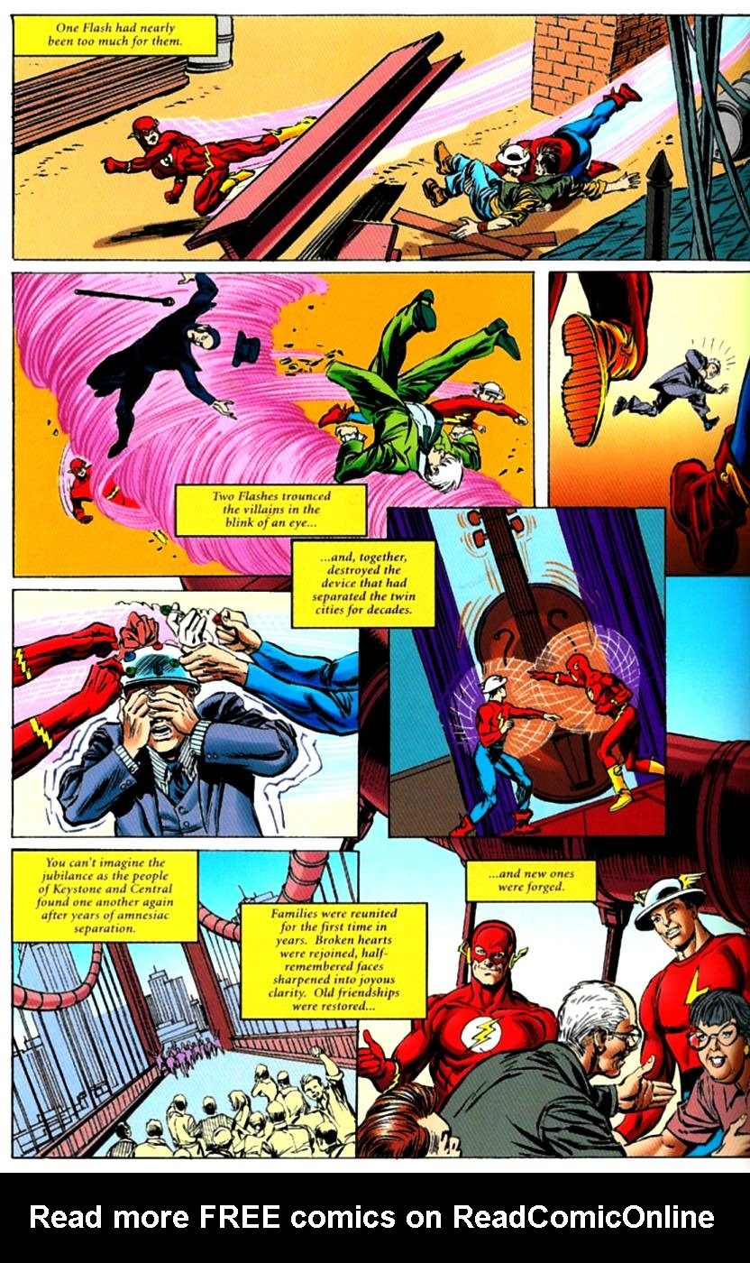 Read online The Life Story of the Flash comic -  Issue # Full - 48