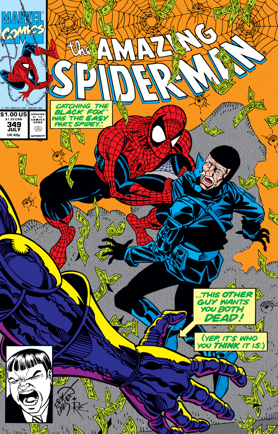 The Amazing Spider-Man (1963) 349 Page 1