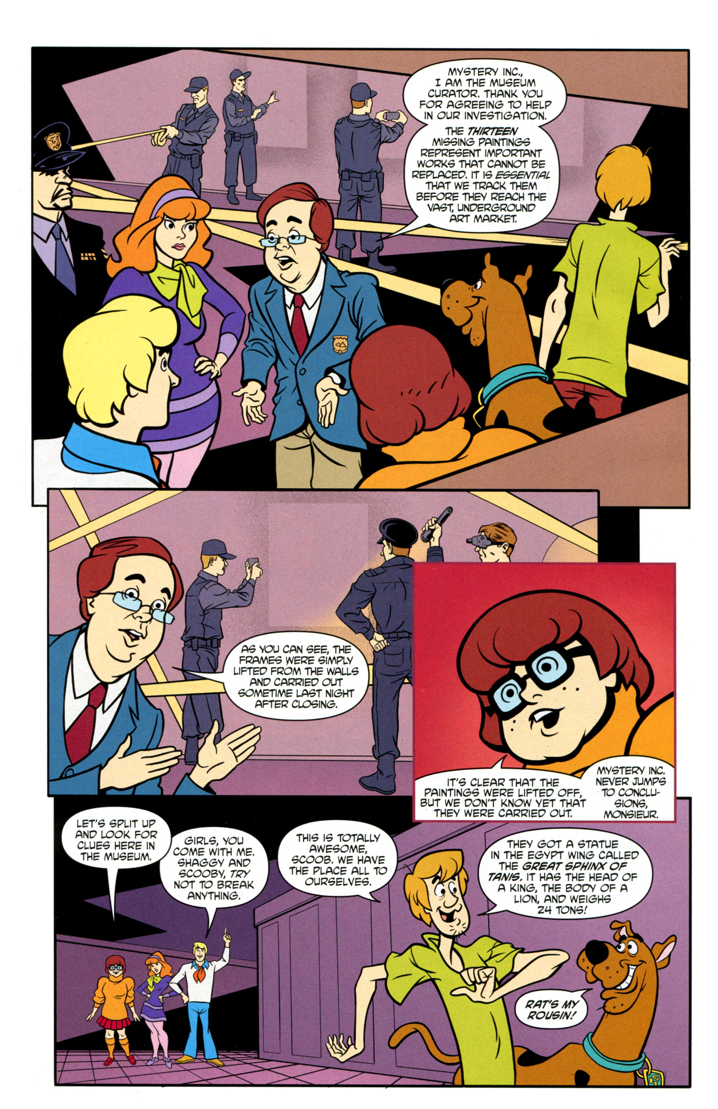 Read online Scooby-Doo: Where Are You? comic -  Issue #26 - 6