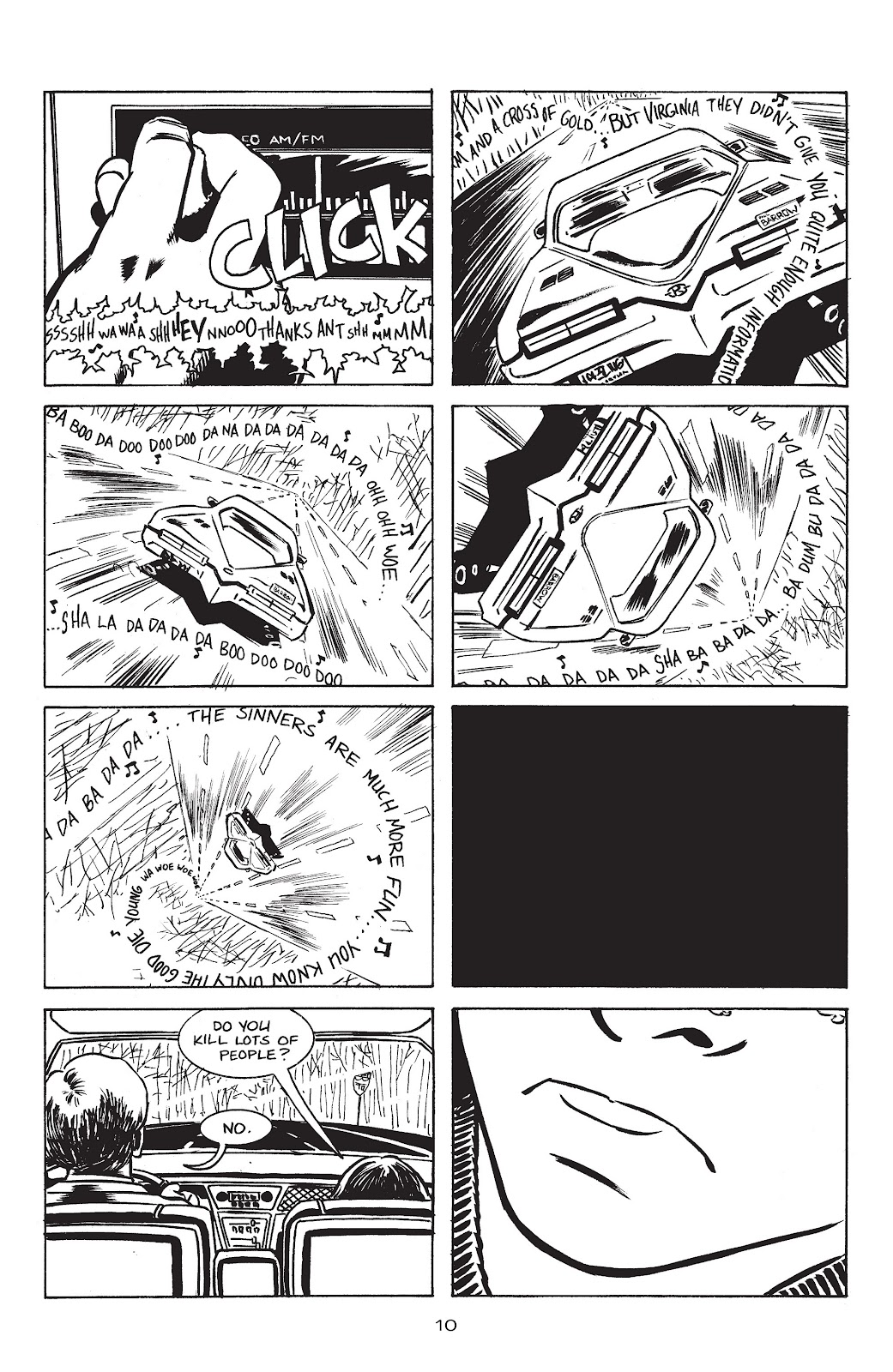 Stray Bullets Issue #4 #4 - English 12