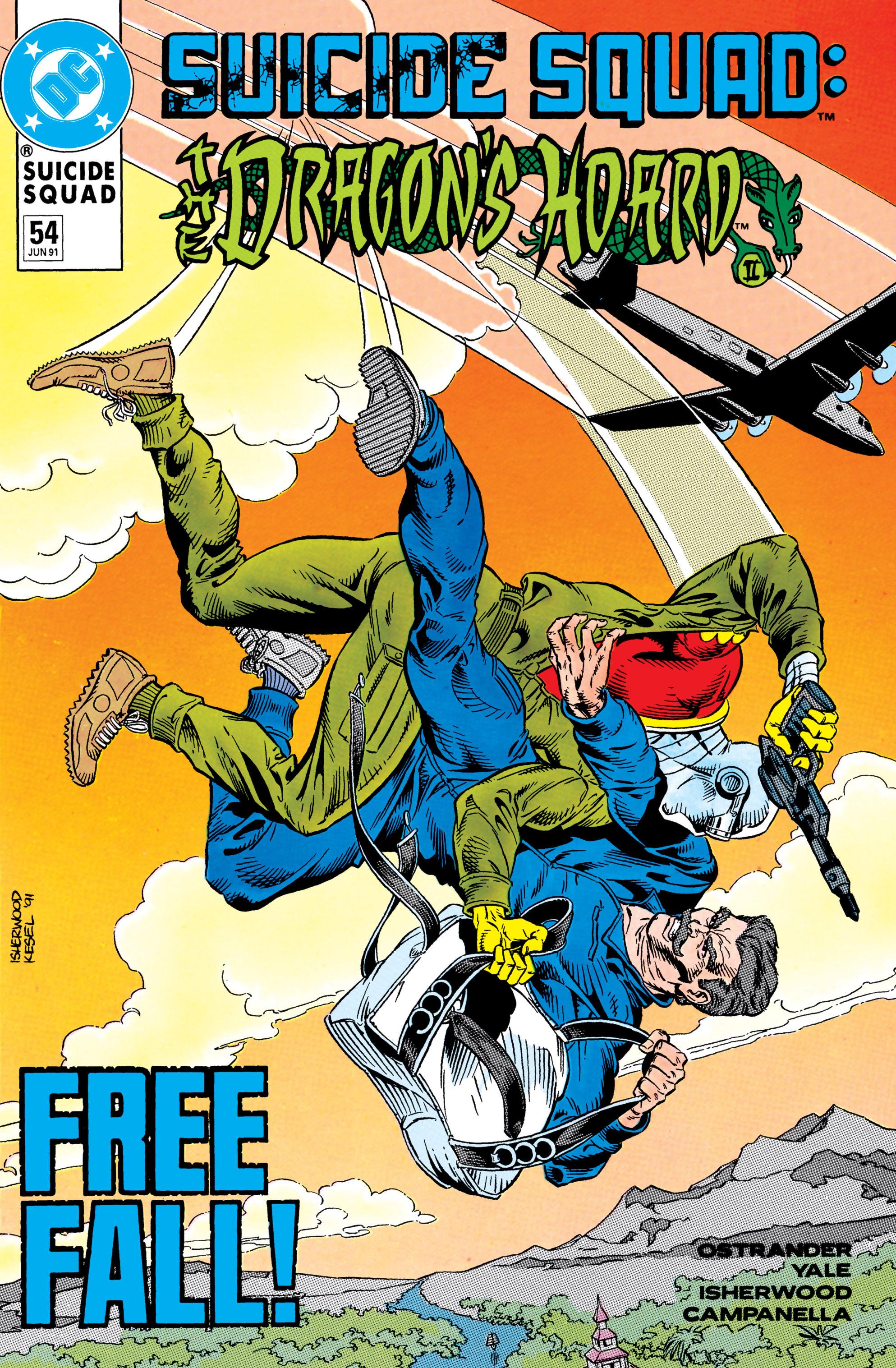 Suicide Squad (1987) 54 Page 1