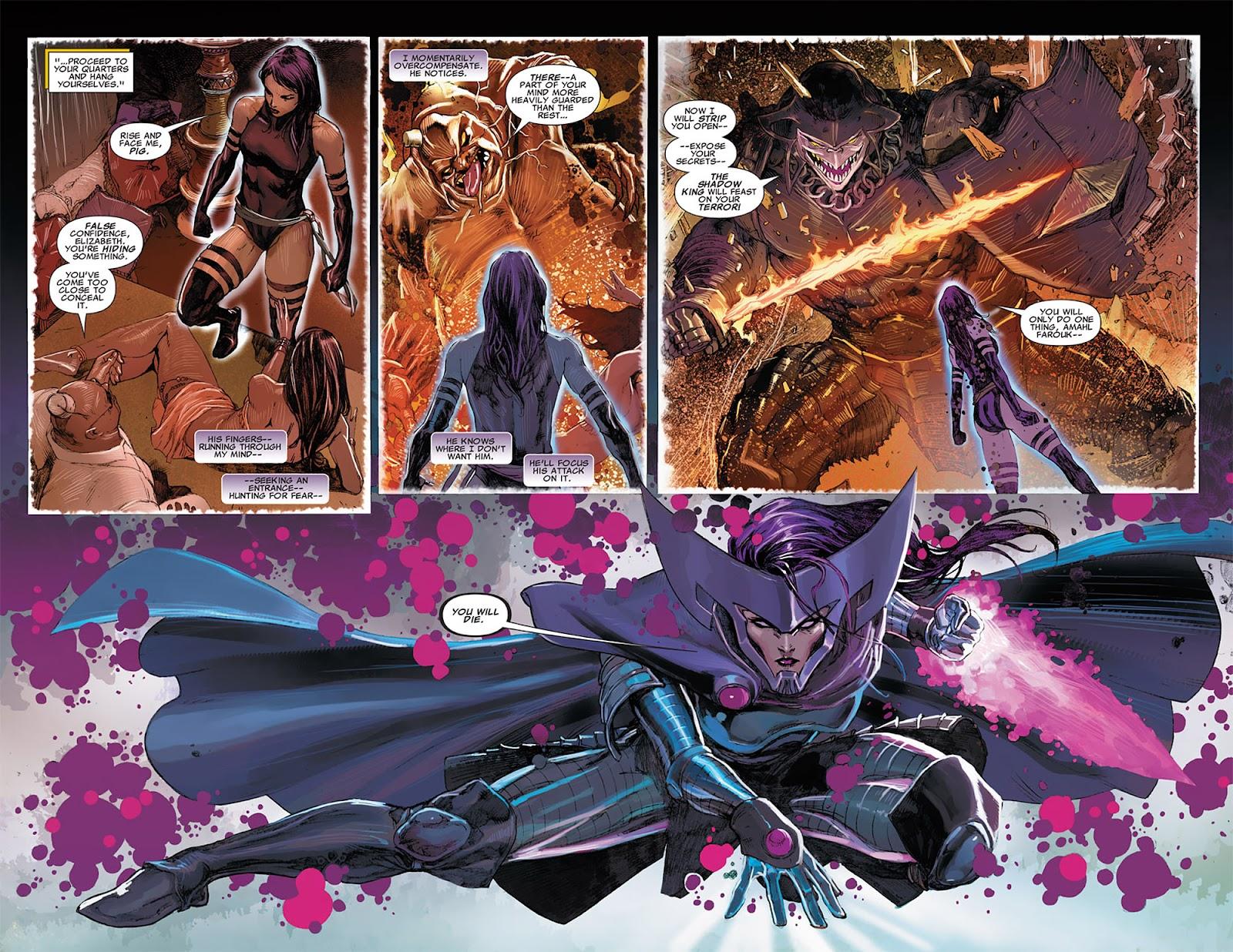Uncanny X-Force (2010) Issue #8 #9 - English 14