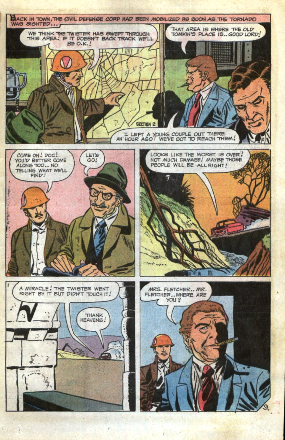 Read online Scary Tales comic -  Issue #34 - 21