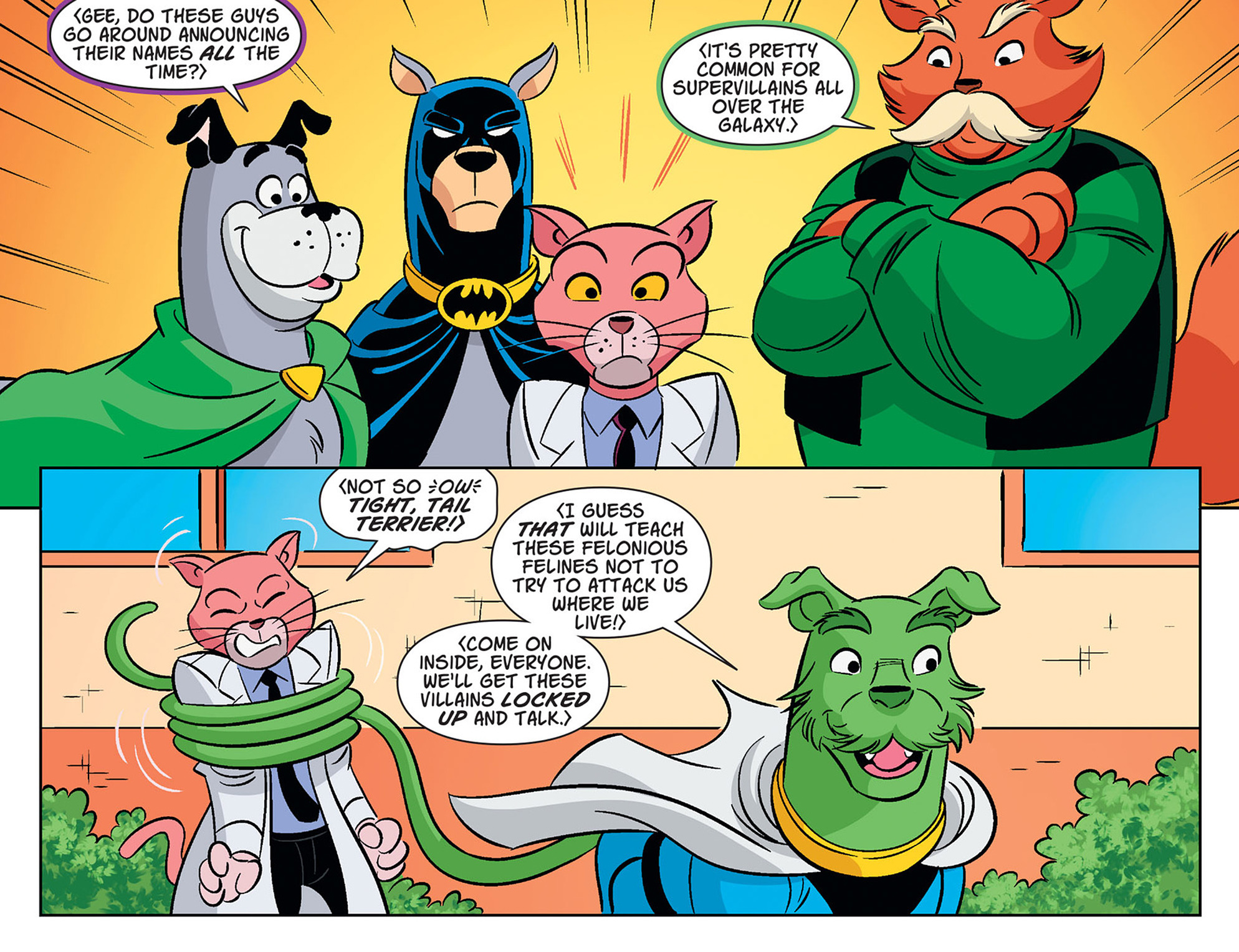 Read online Scooby-Doo! Team-Up comic -  Issue #35 - 19