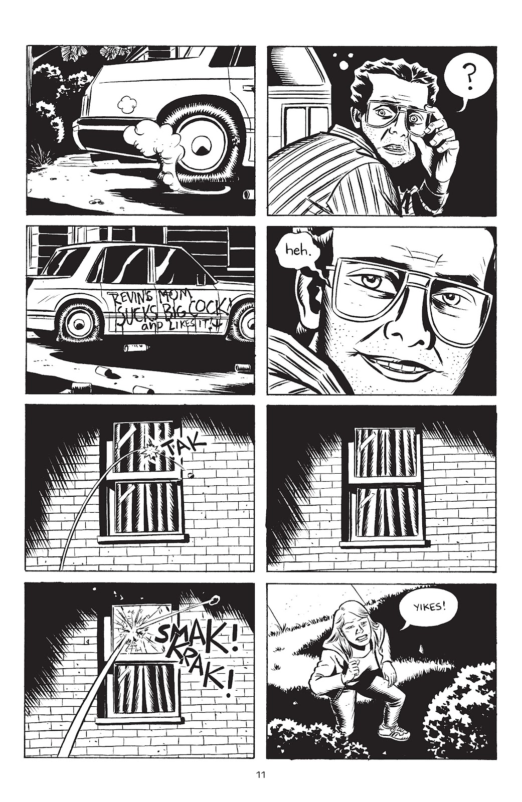 Stray Bullets Issue #33 #33 - English 13