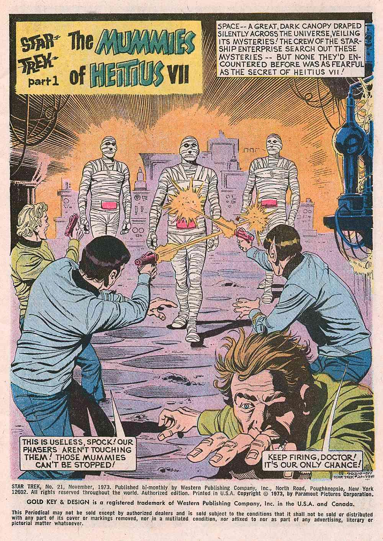 Star Trek (1967) Issue #21 #21 - English 2
