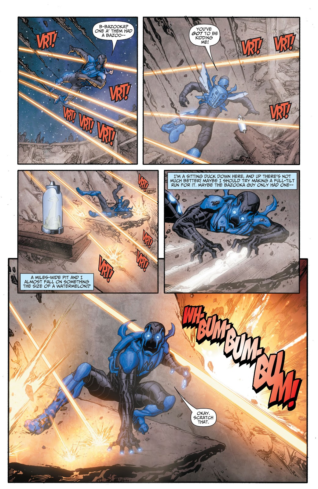 Threshold (2013) Issue #7 #7 - English 18