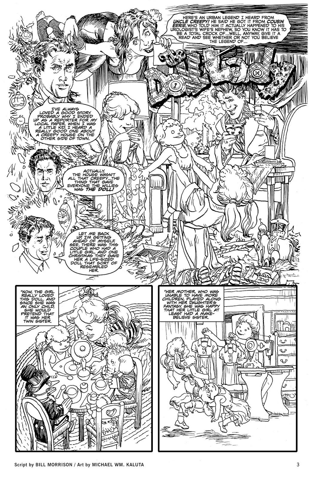 Creepy (2009) Issue #4 #4 - English 5