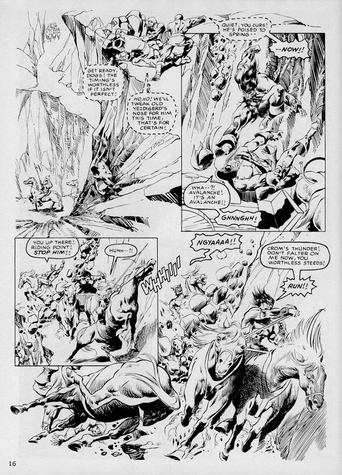 The Savage Sword Of Conan Issue #103 #104 - English 15