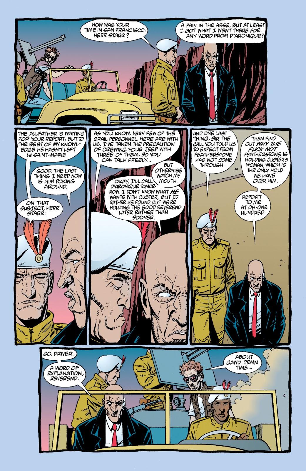 Preacher Issue #17 #26 - English 5