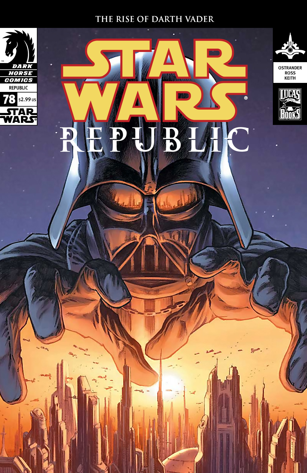 Star Wars: Republic 78 Page 1