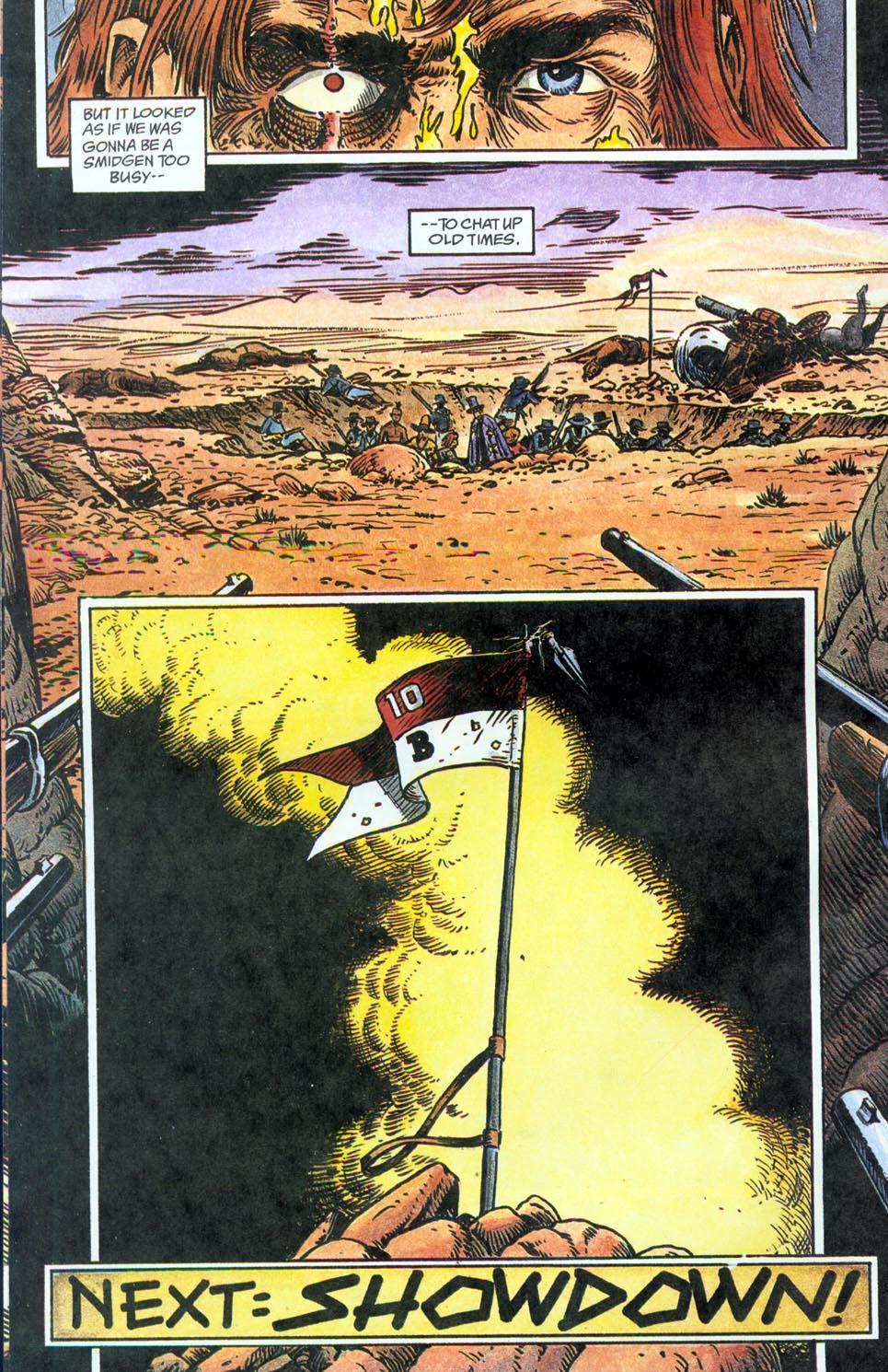 Jonah Hex: Two-Gun Mojo Issue #4 #4 - English 32