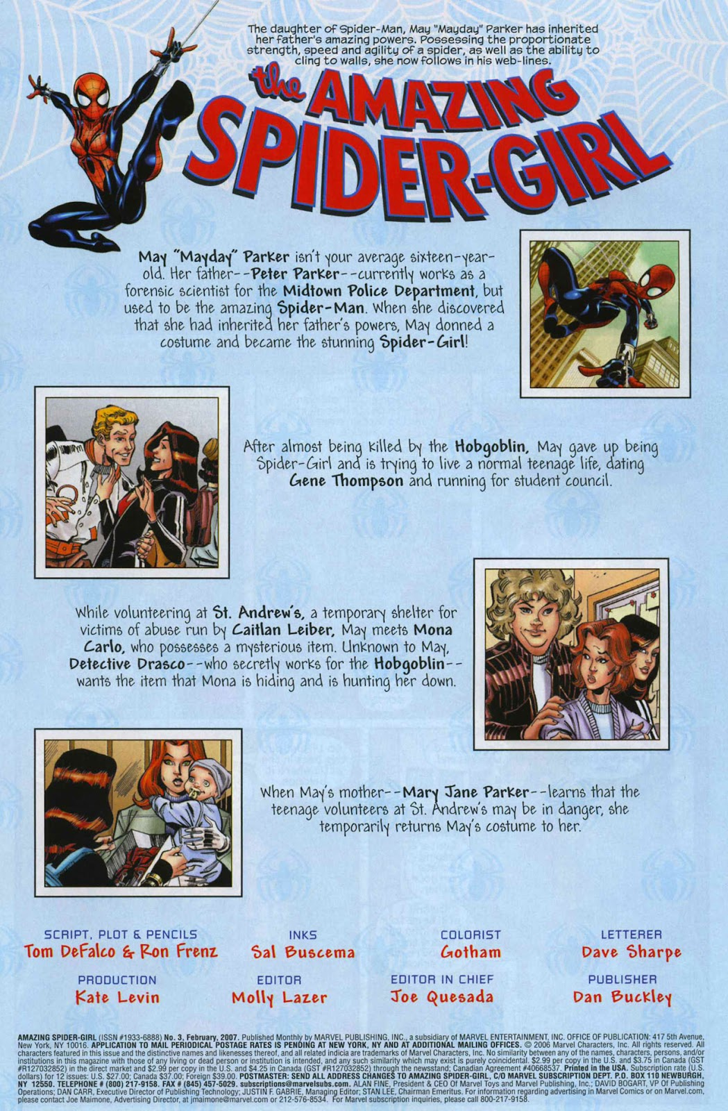 Amazing Spider-Girl Issue #3 #4 - English 4