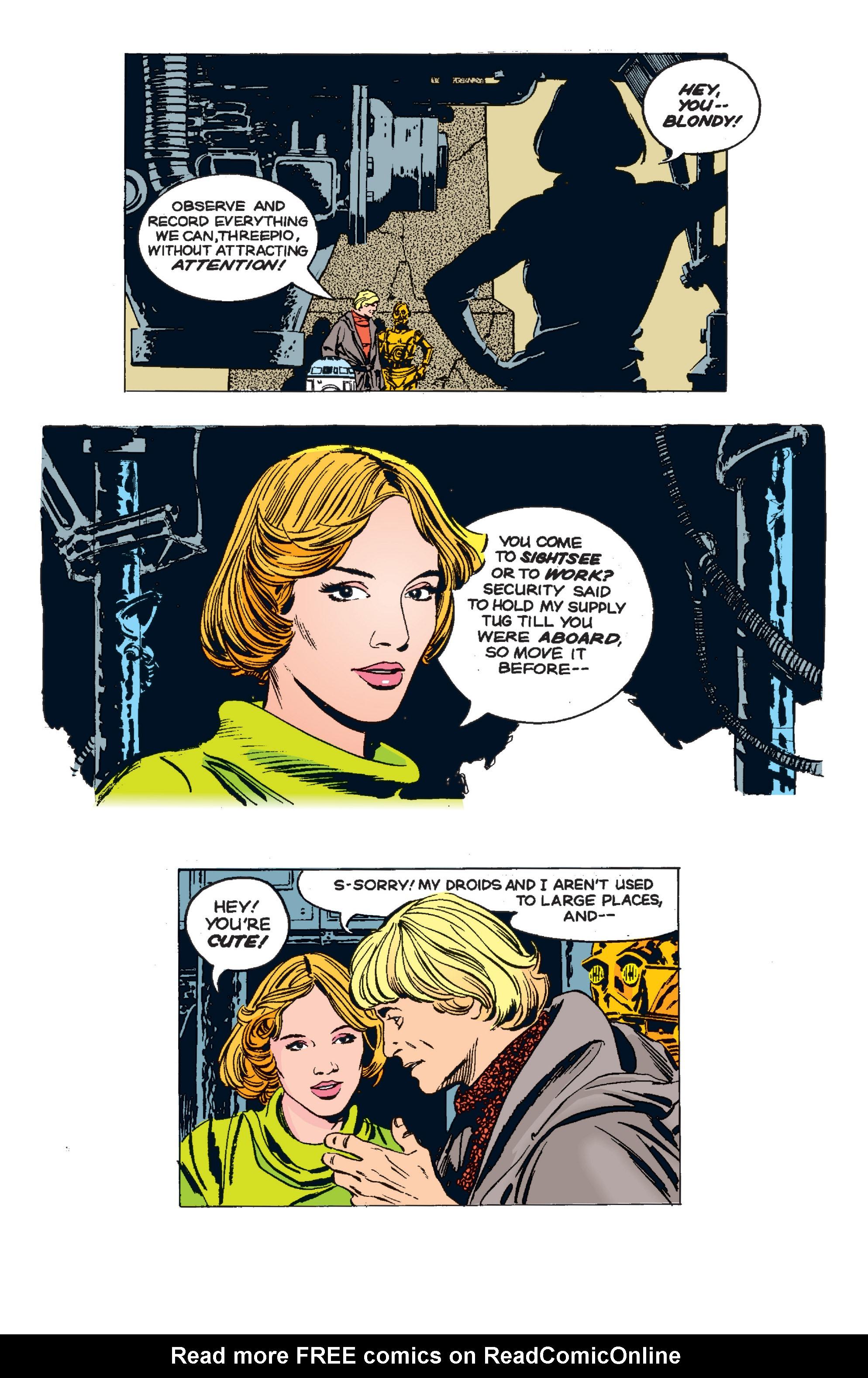 Classic Star Wars #3 #3 - English 15