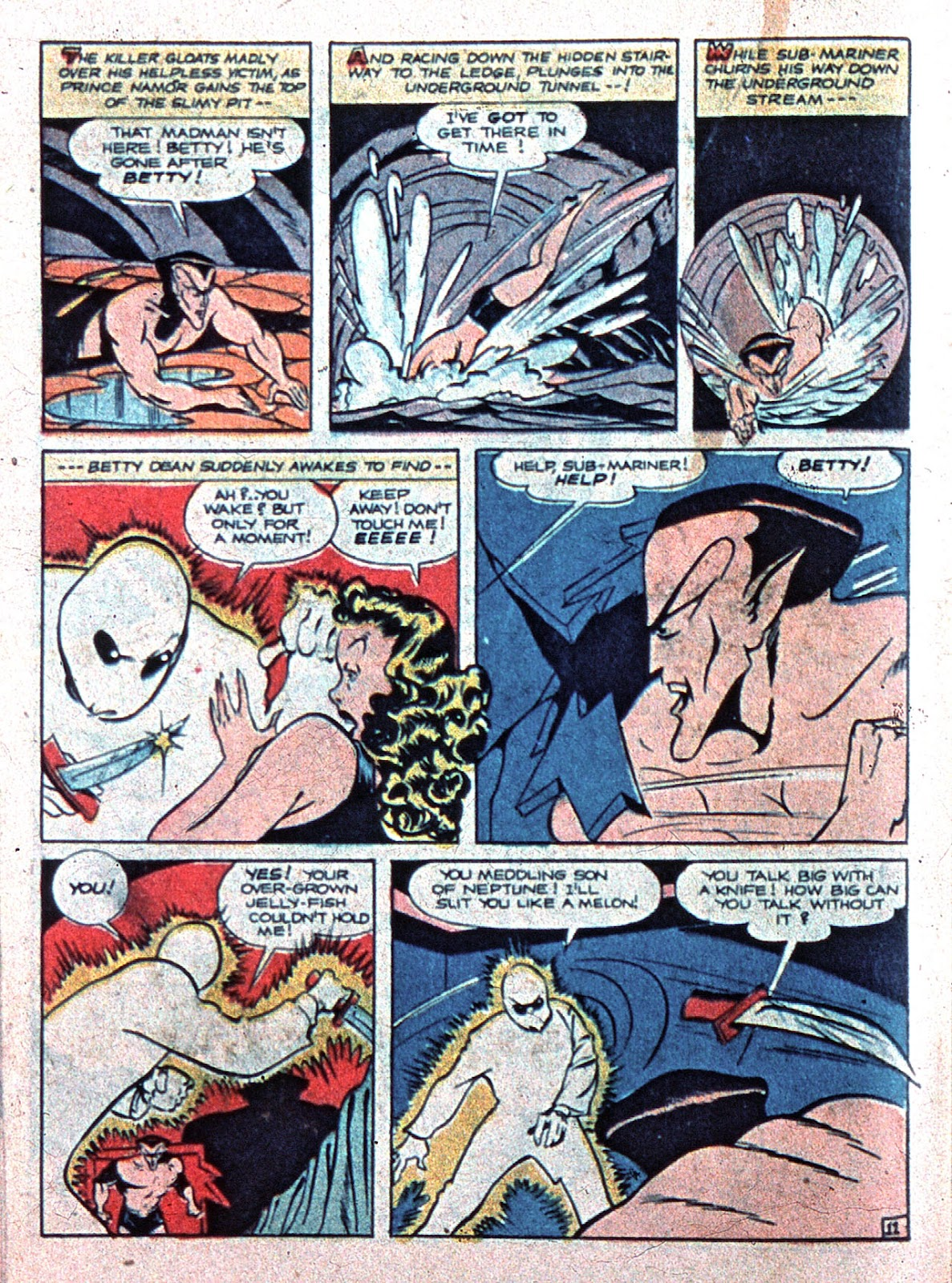Sub-Mariner Comics Issue #15 #15 - English 26