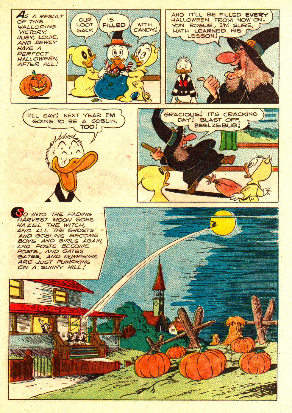 Read online Walt Disney's Donald Duck (1952) comic -  Issue #26 - 25