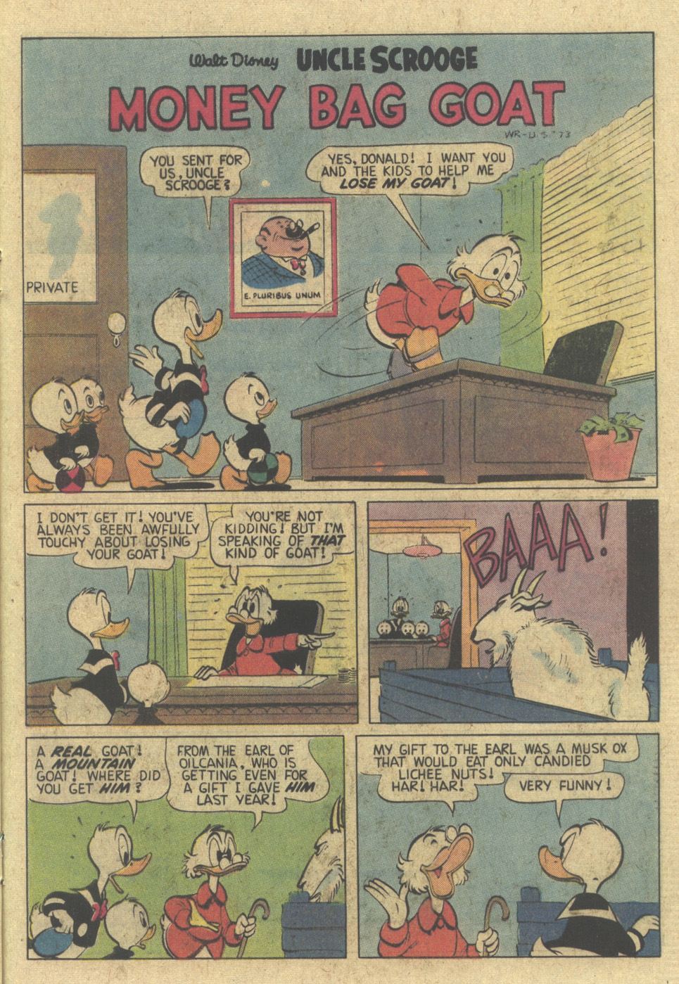 Uncle Scrooge (1953) Issue #147 #147 - English 21