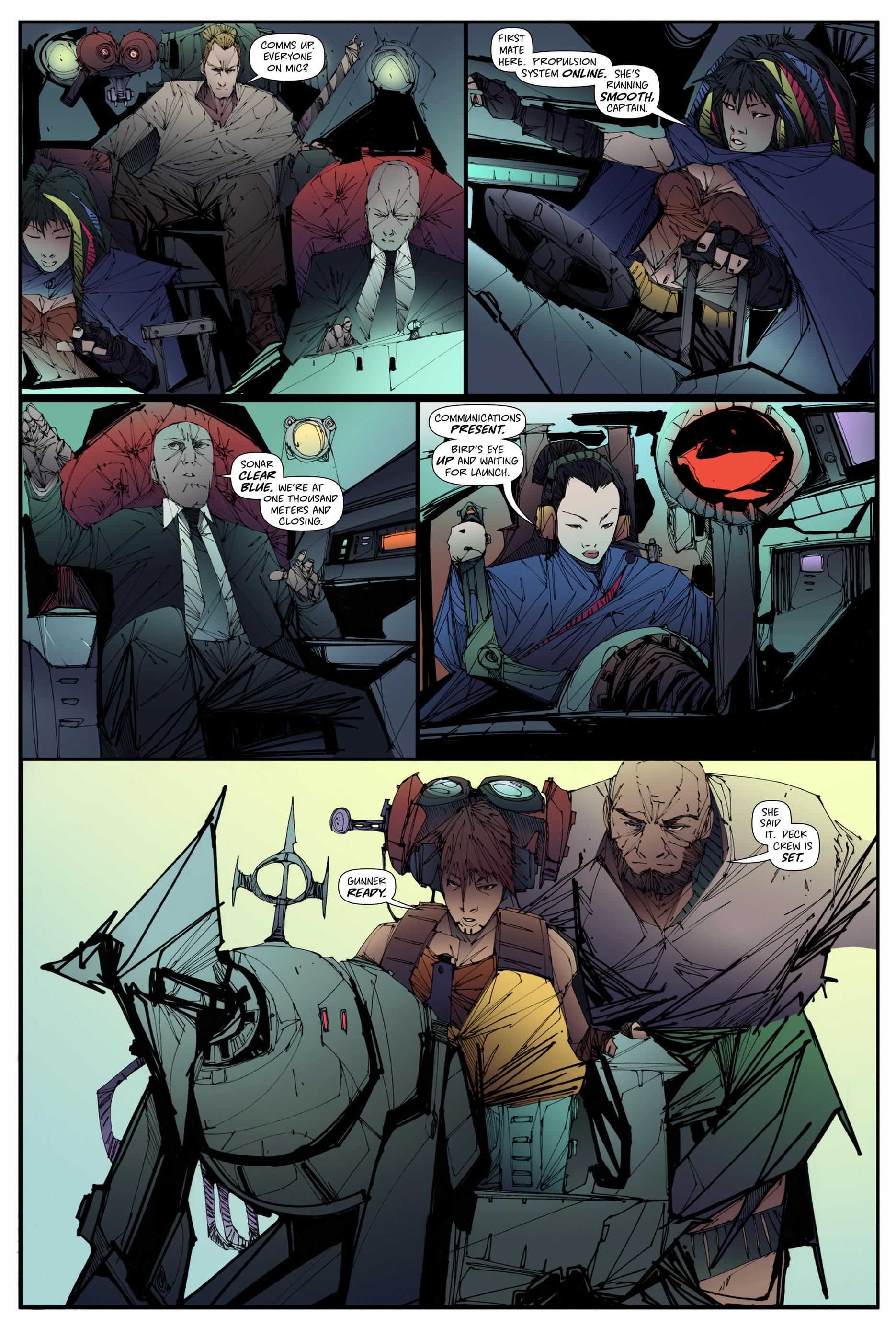 Read online Scrimshaw comic -  Issue #2 - 9