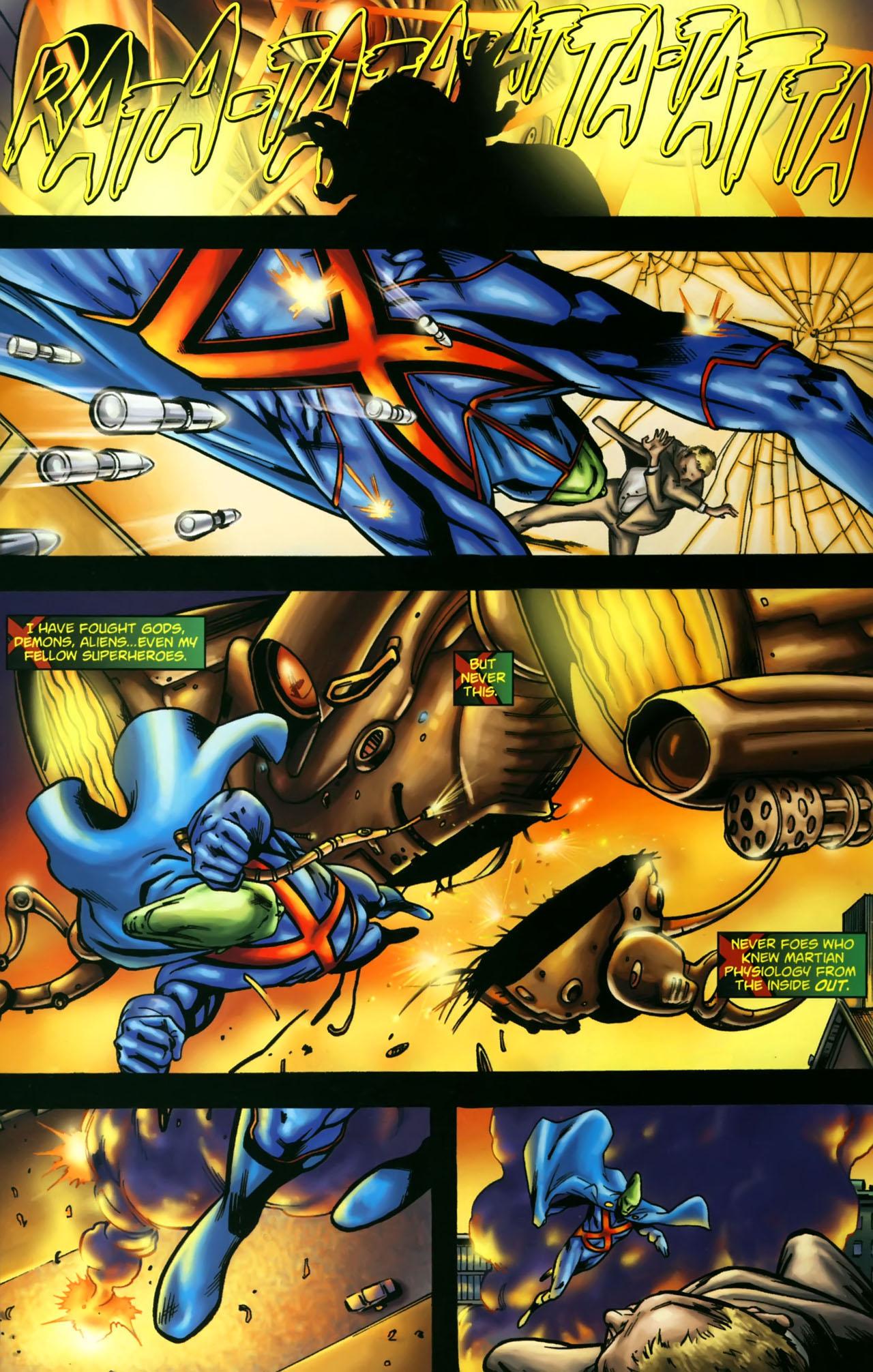Read online Martian Manhunter (2006) comic -  Issue #3 - 16