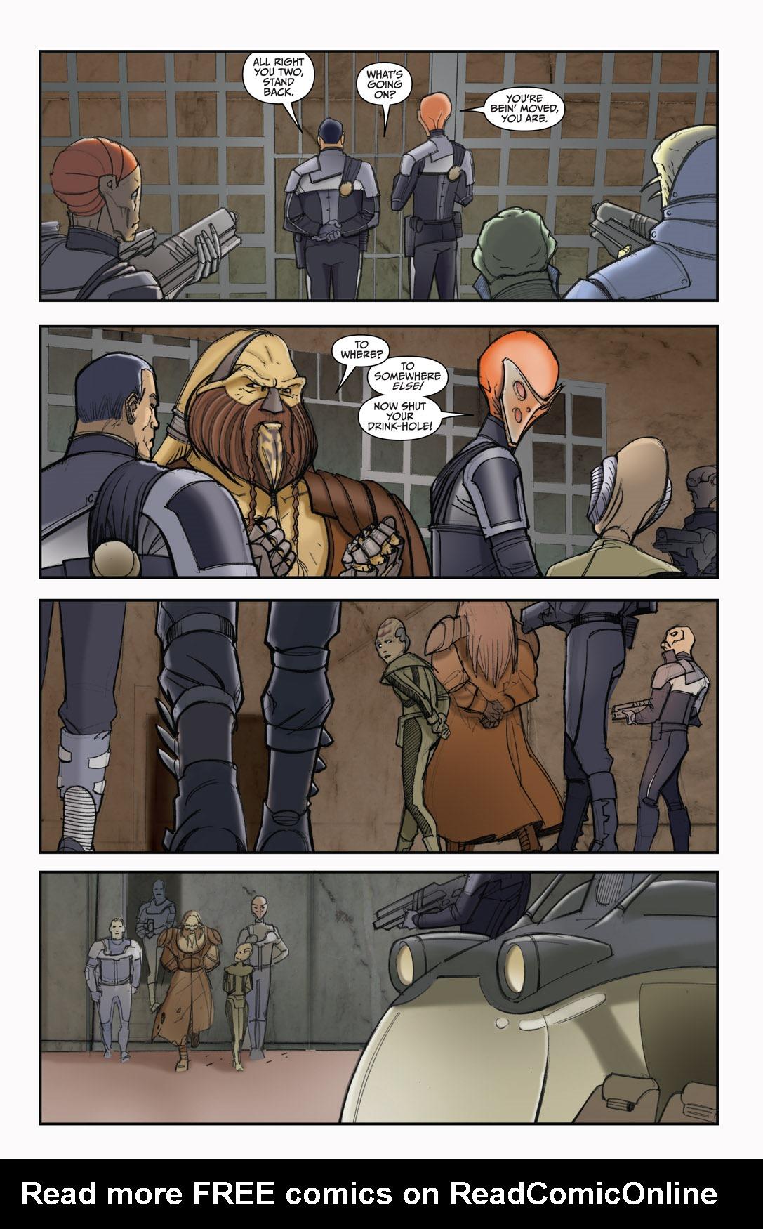 Read online Farscape: D'Argo's Quest comic -  Issue #4 - 11
