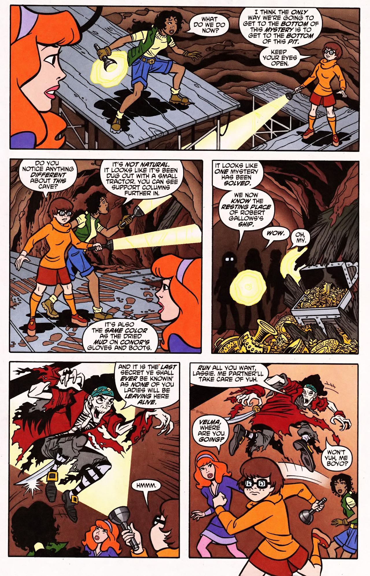 Read online Scooby-Doo (1997) comic -  Issue #140 - 19
