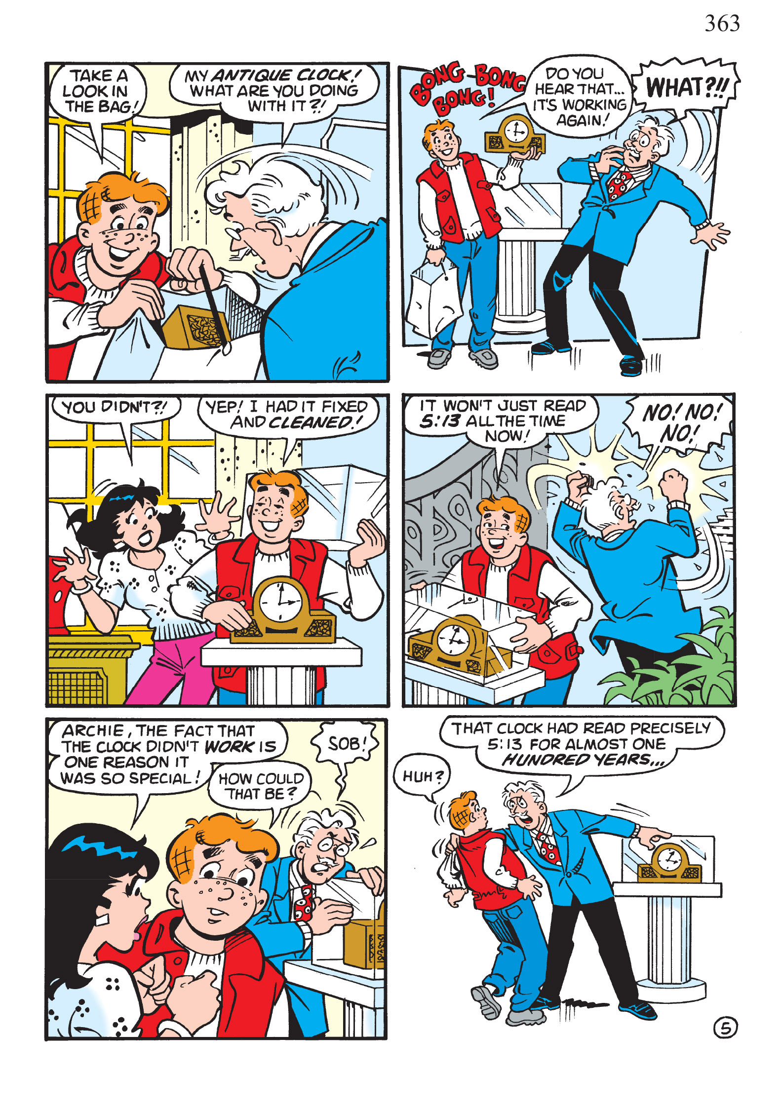 Read online The Best of Archie Comics comic -  Issue # TPB 1 (Part 2) - 133