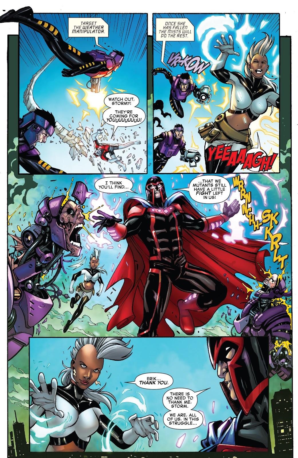 Civil War II: X-Men Issue #1 #1 - English 18