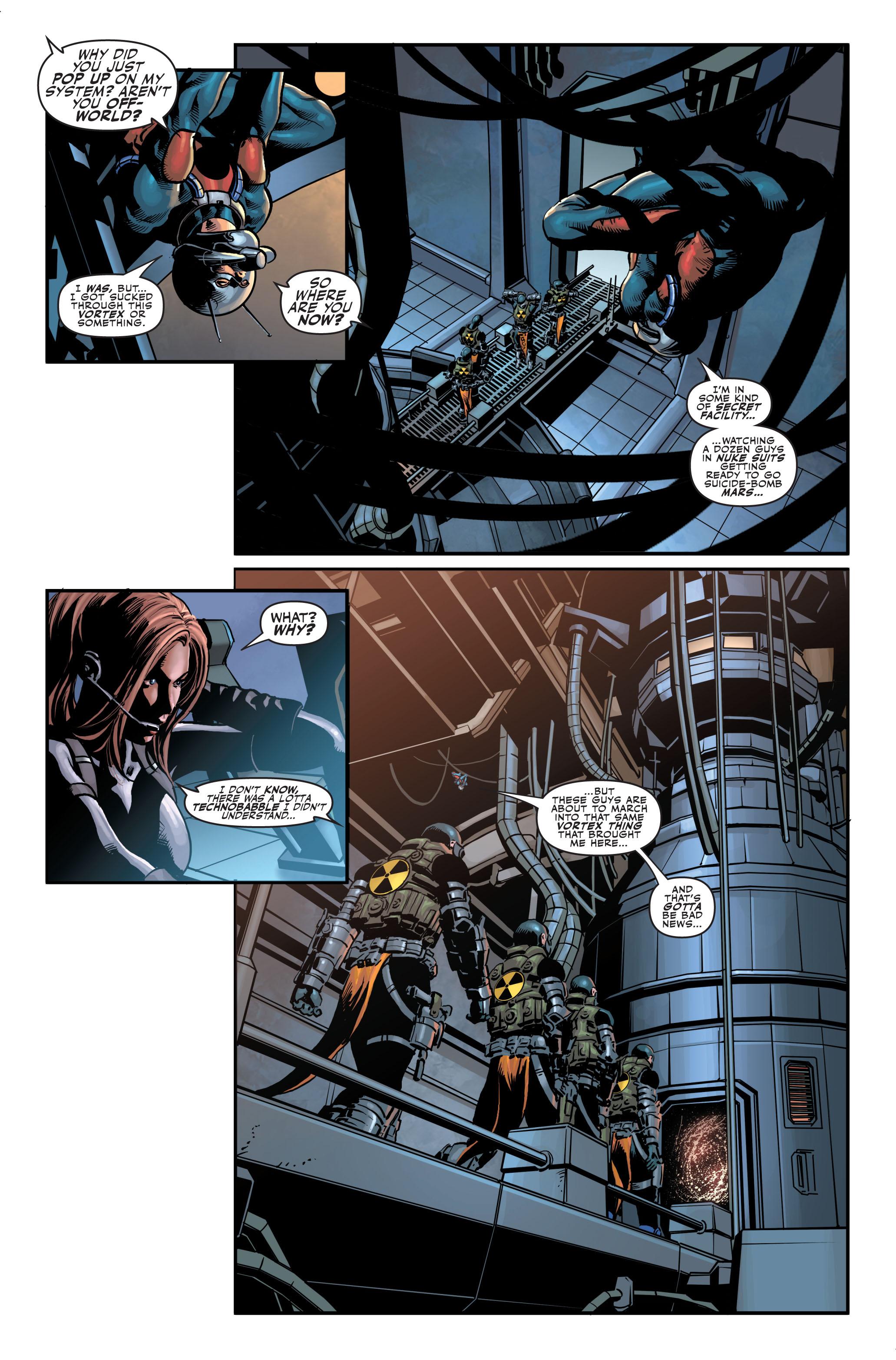 Read online Secret Avengers (2010) comic -  Issue #4 - 4